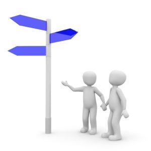 Verschiedene Wege können zum Ziel führen. Wir können Sie in Sachen porprietärer Software oder Opensource beraten.